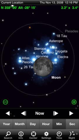 SkySafari 3 App - 1