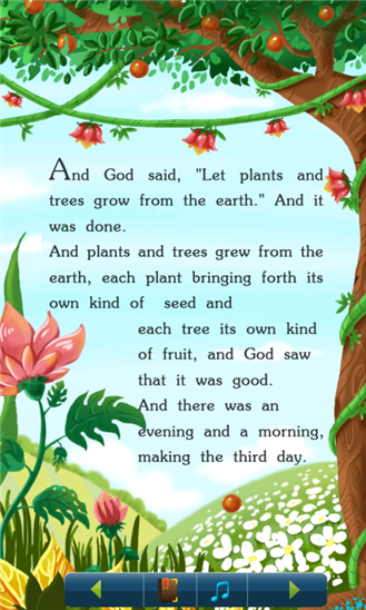 The story of Creation-3