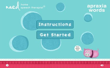 Speech Therapy 4 Apraxia-Words-1