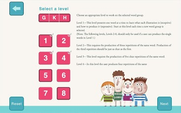 Speech Therapy 4 Apraxia-Words-4