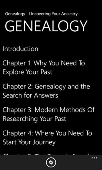 Genealogy-2