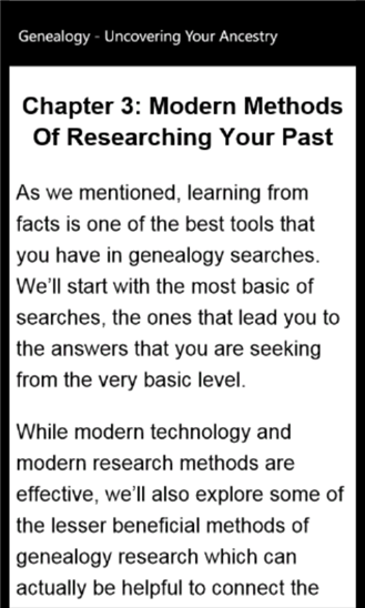 Genealogy-3