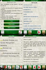 MBA Business Learning Course-1