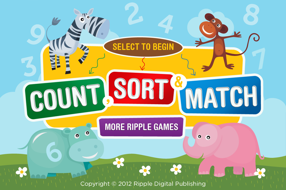 Count, Sort and Match-1
