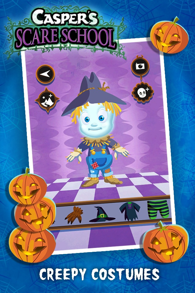 Casper Scare School - Costume Closet-1