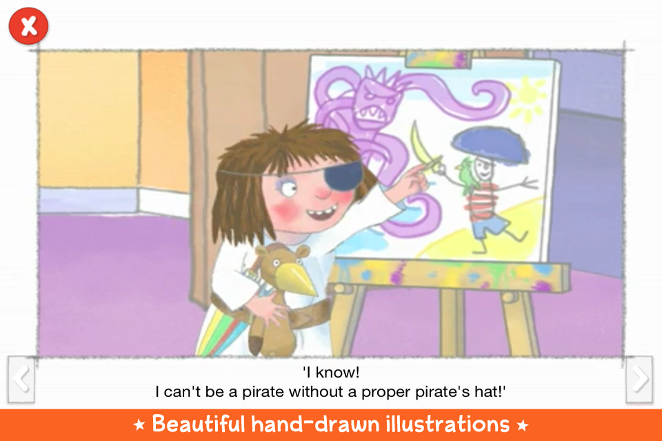 Little Princess: I Want to be a Pirate App - 4