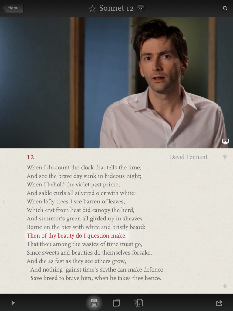 The Sonnets by William Shakespeare App - 2