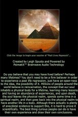 Past Life Regression Hypnosis-2