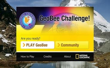 GeoBee Challenge App - 1