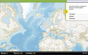 GeoBee Challenge App - 2