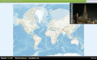 GeoBee Challenge App - 6