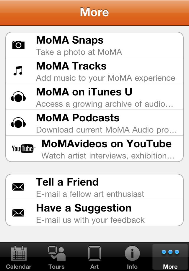 MoMA App - 5