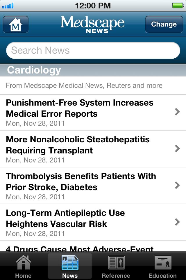 Medscape App - 2