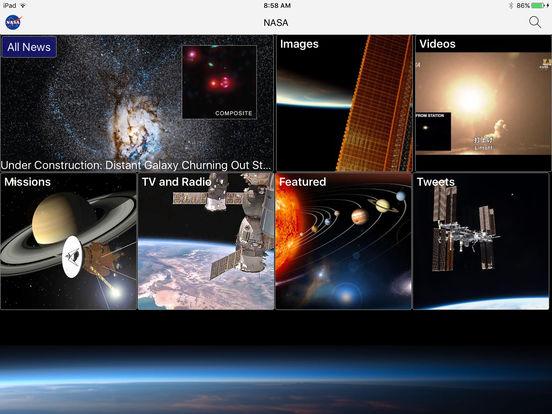 NASA App - 1