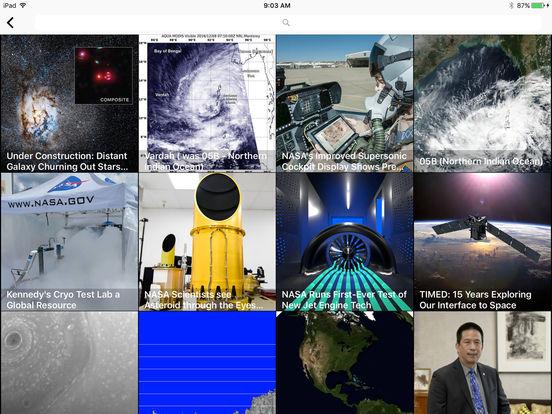 NASA Review | Educational App Store