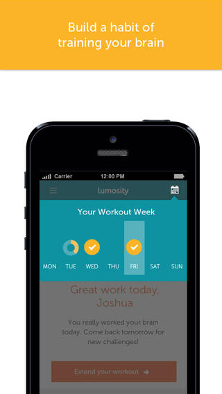 Lumosity: Daily Brain Games App - 6