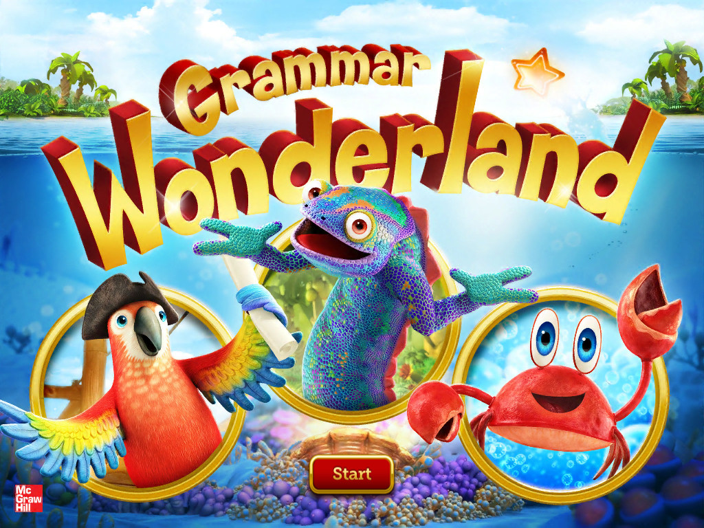 Grammar Wonderland (Primary)-1