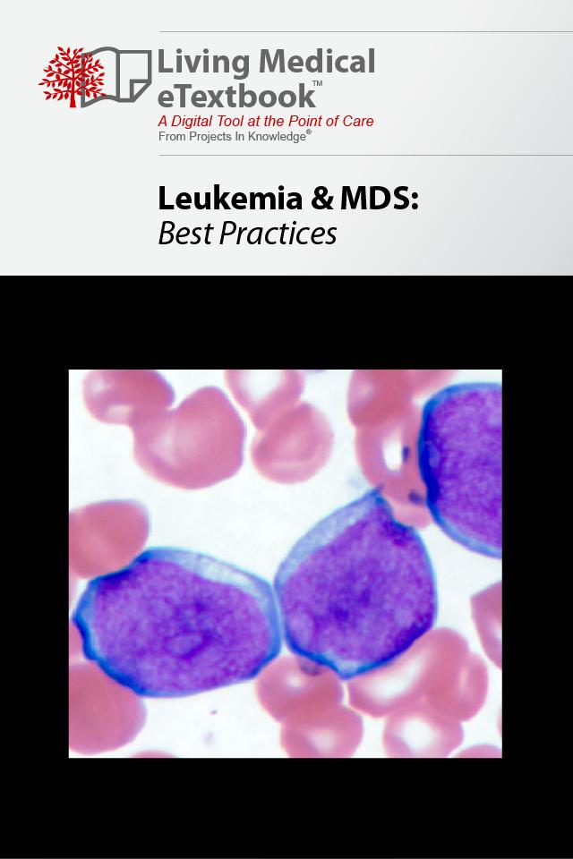 Leukemia & MDS - a Living Medical eTextBook-1