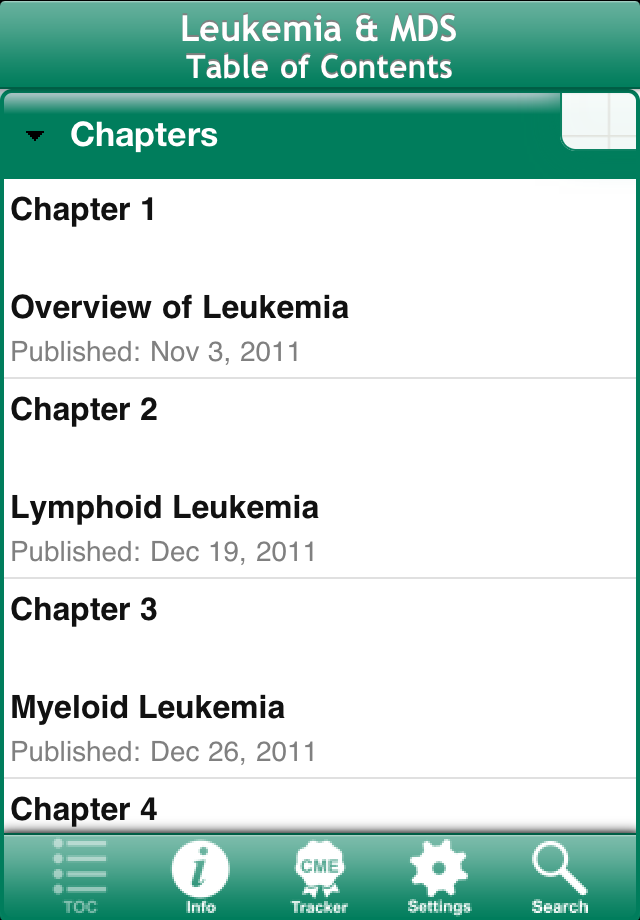 Leukemia & MDS - a Living Medical eTextBook-2