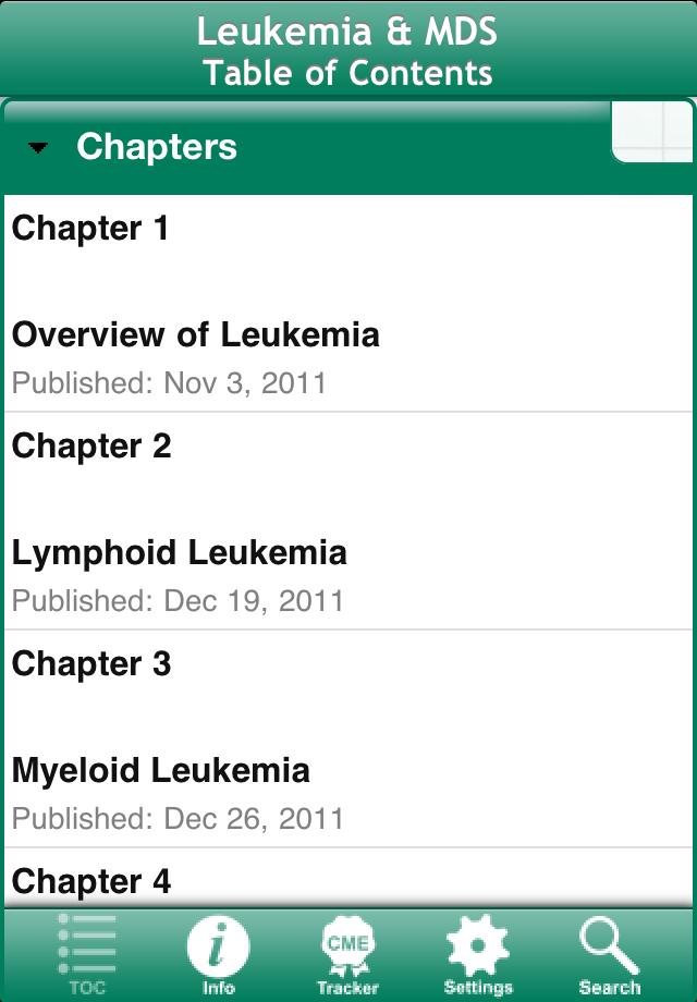 Leukemia & MDS - a Living Medical eTextBook-2