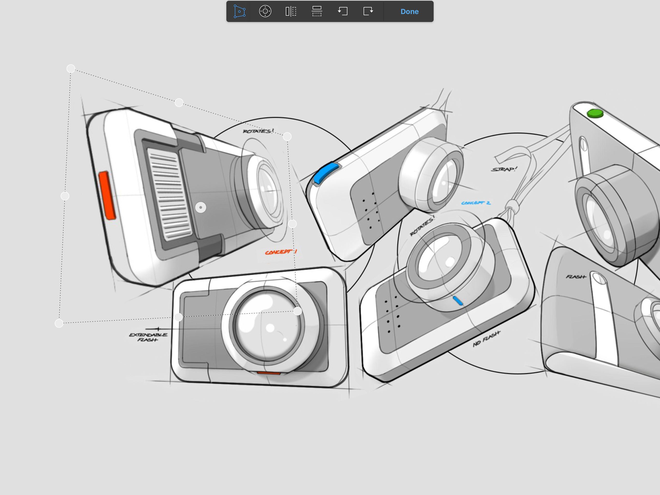 Autodesk SketchBook App - 3