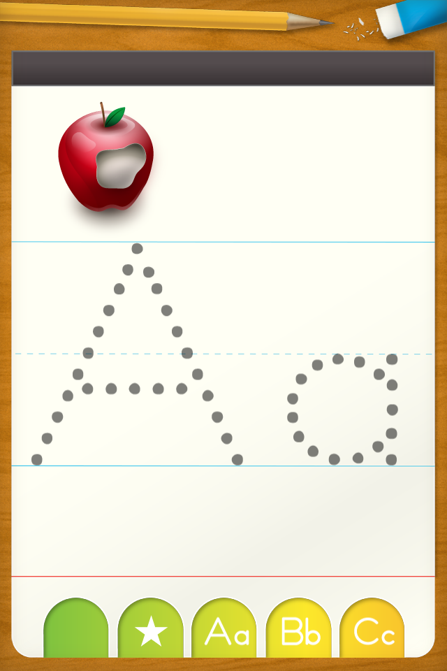 ABC Letter Tracing – Free Writing Practice for Preschool App - 1
