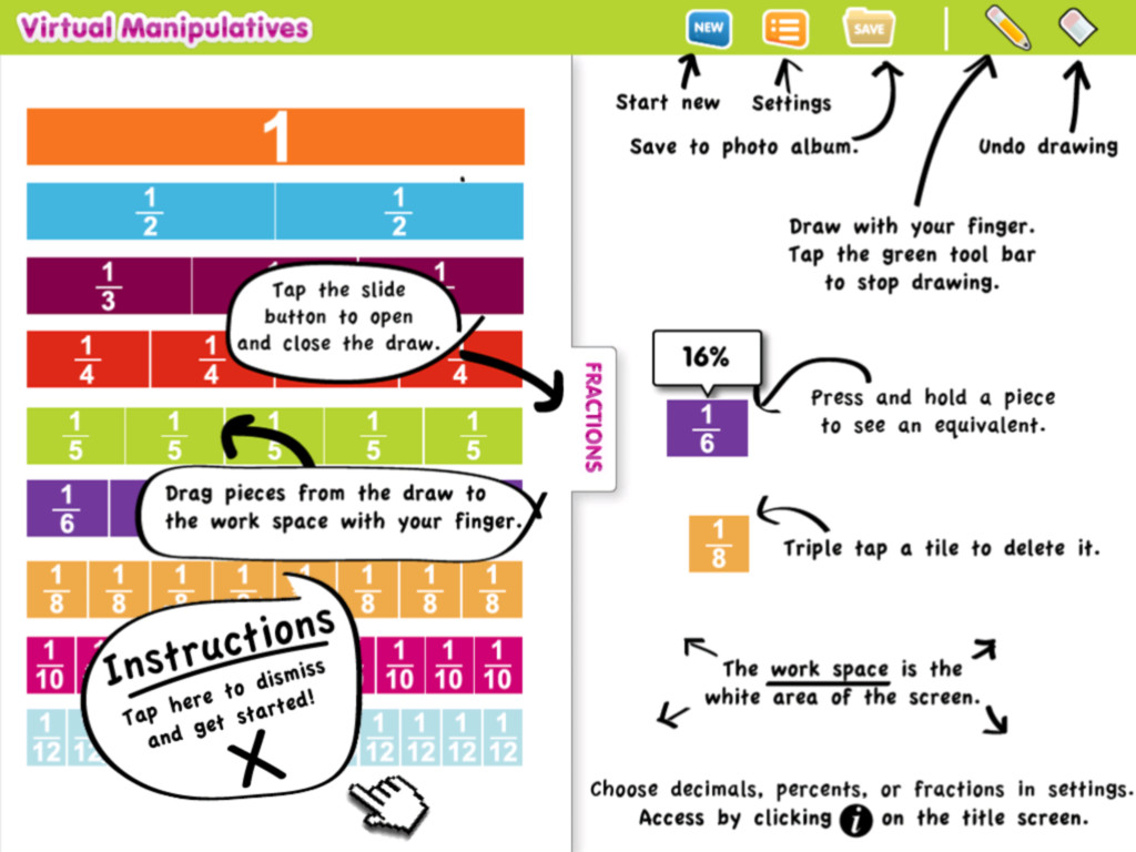 Virtual Manipulatives!-1