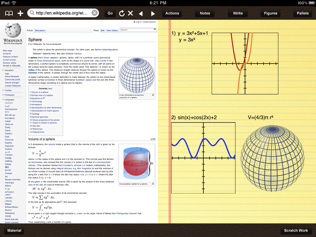 ScratchWork App - 1