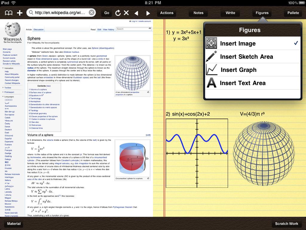 ScratchWork App - 2