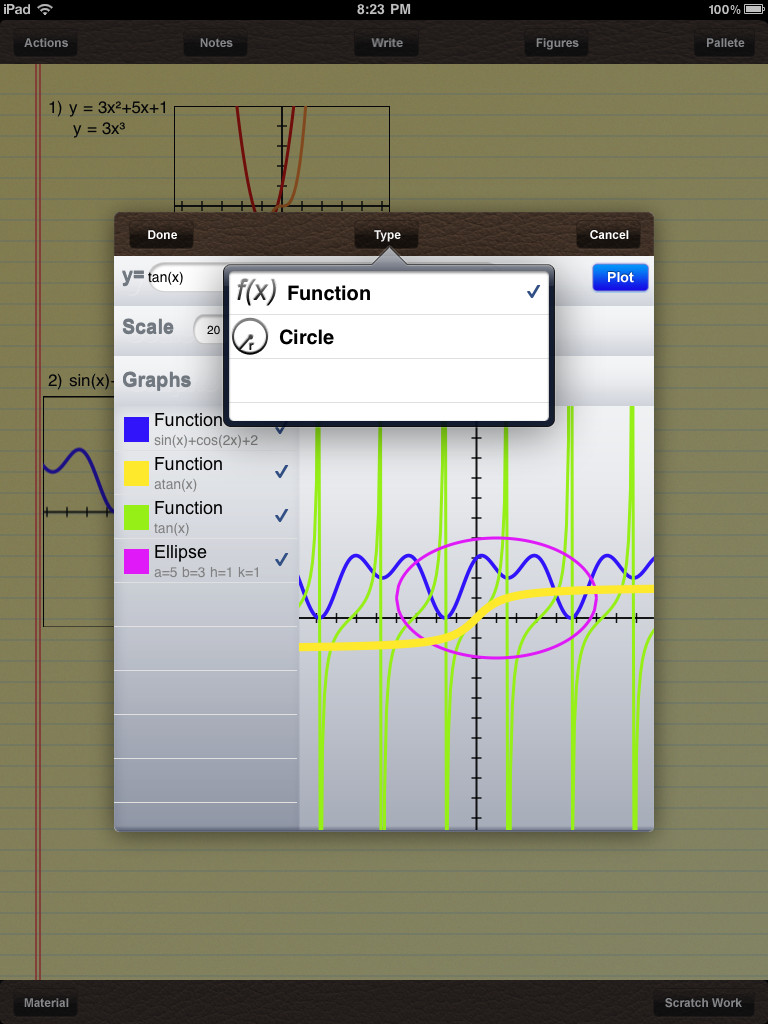 ScratchWork App - 3