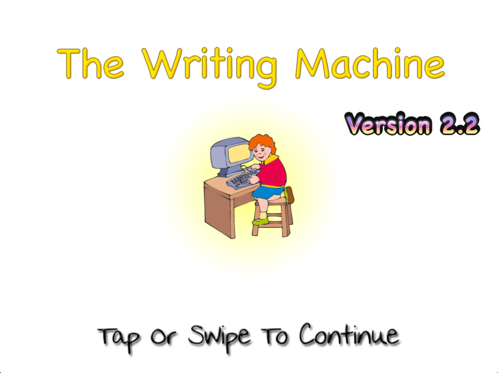 The Writing Machine-1