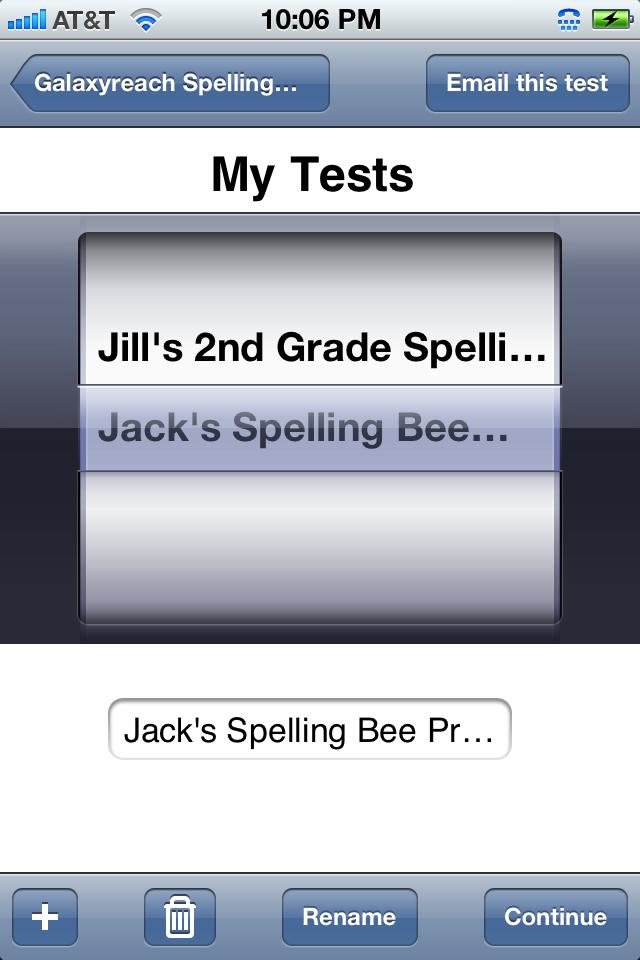 Spelling Bee Challenge-4