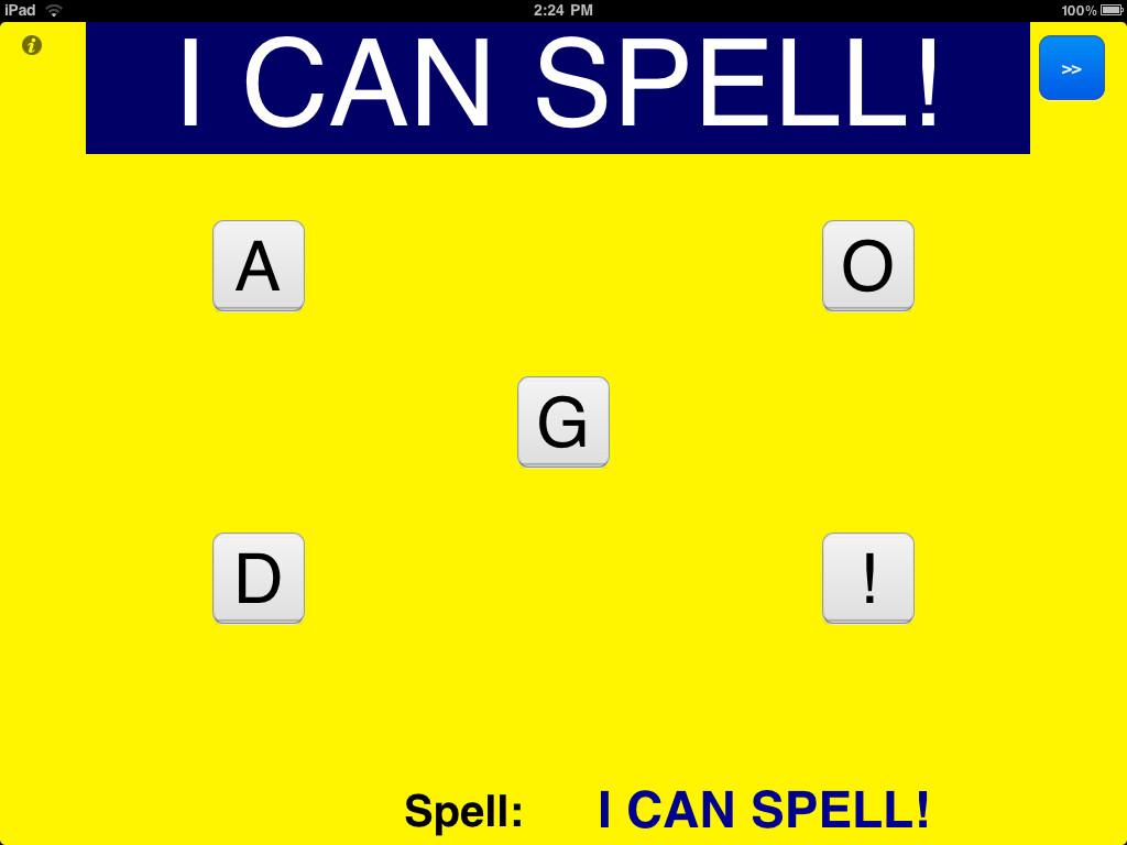 ACT Spell App - 3