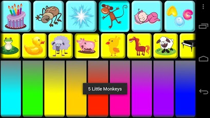 Kids Animal Piano Pro-3