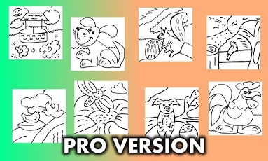 Toddler Coloring Book Pro-6