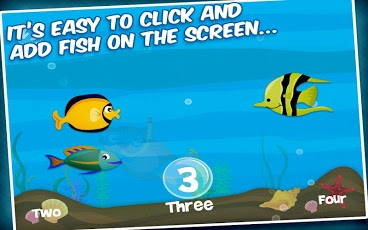 Learn to count with Wombi! App - 2