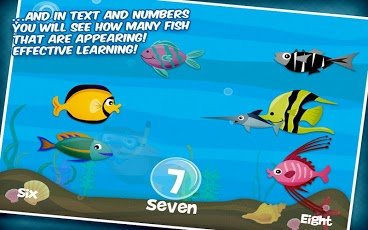 Learn to count with Wombi! App - 3