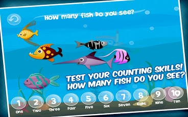 Learn to count with Wombi! App - 4