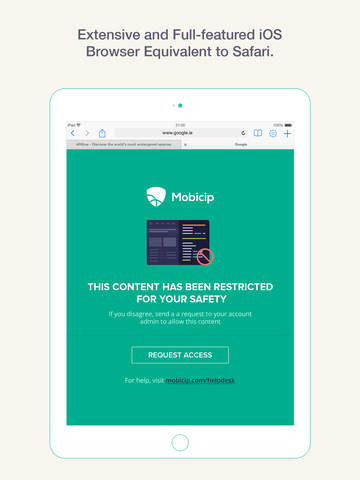 Mobicip Safe Browser With Parental Control App - 3