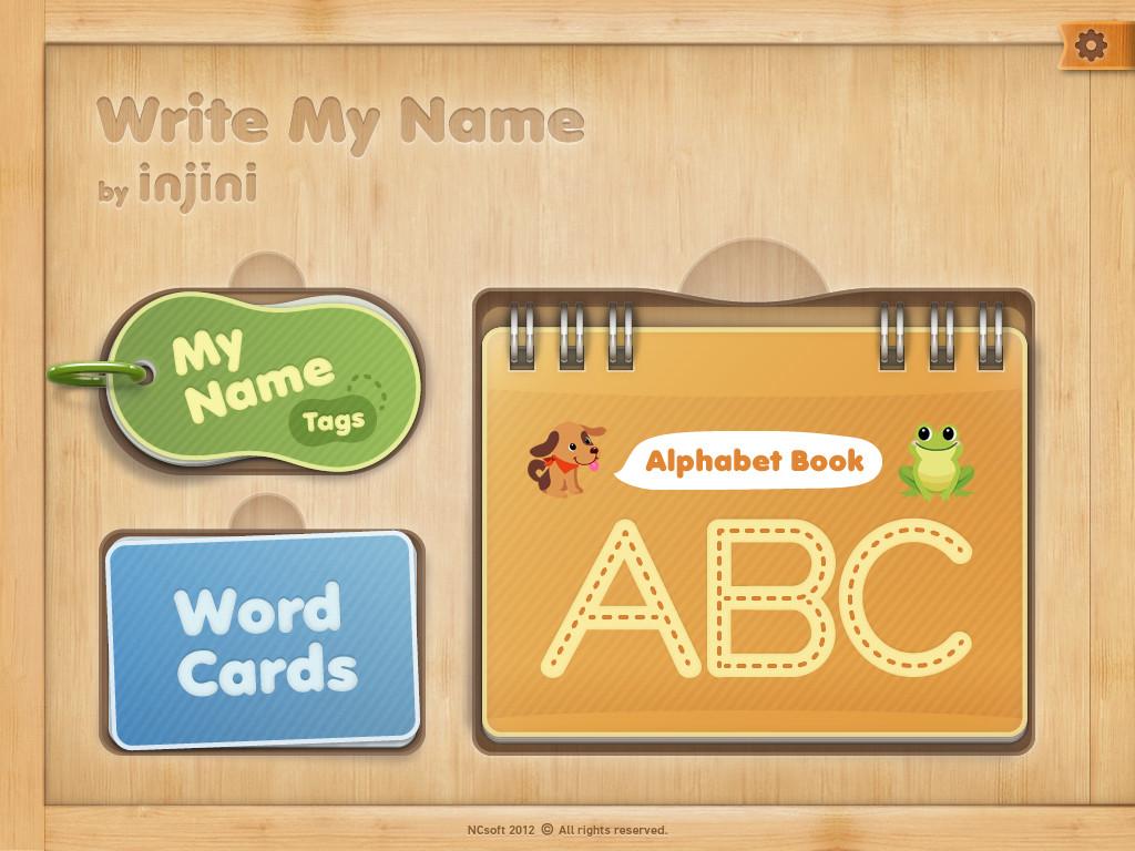 Write My Name by Injini-1