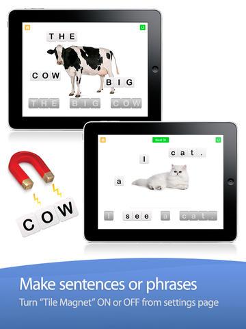 Sentence Maker App - 4