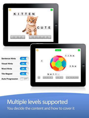 Sentence Maker App - 5