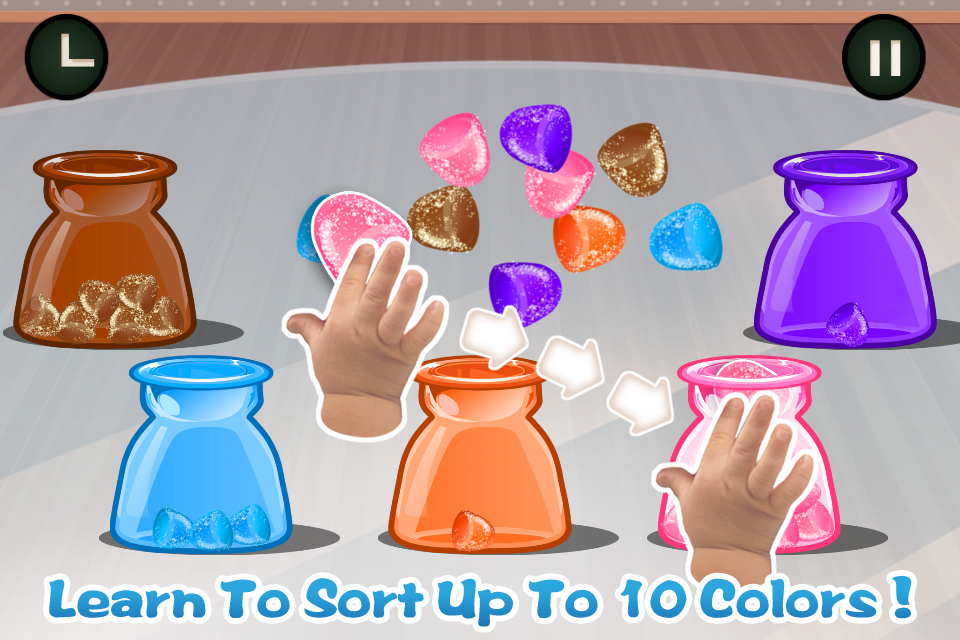 Candy Count - Learn Colors & Numbers-1