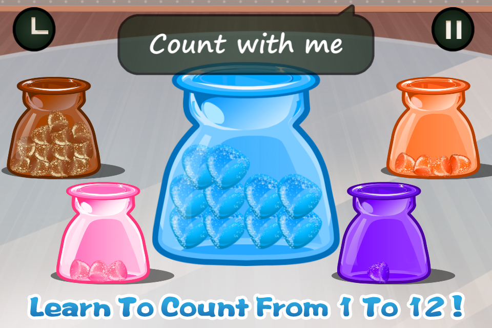 Candy Count - Learn Colors & Numbers-2
