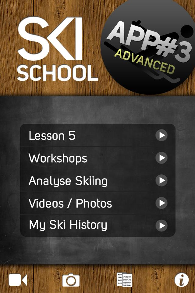 Ski School Advanced-1