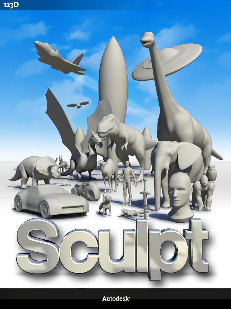 123D Sculpt-1