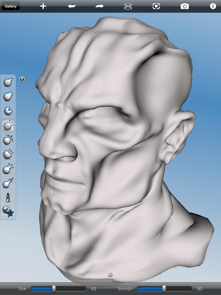 123D Sculpt-3