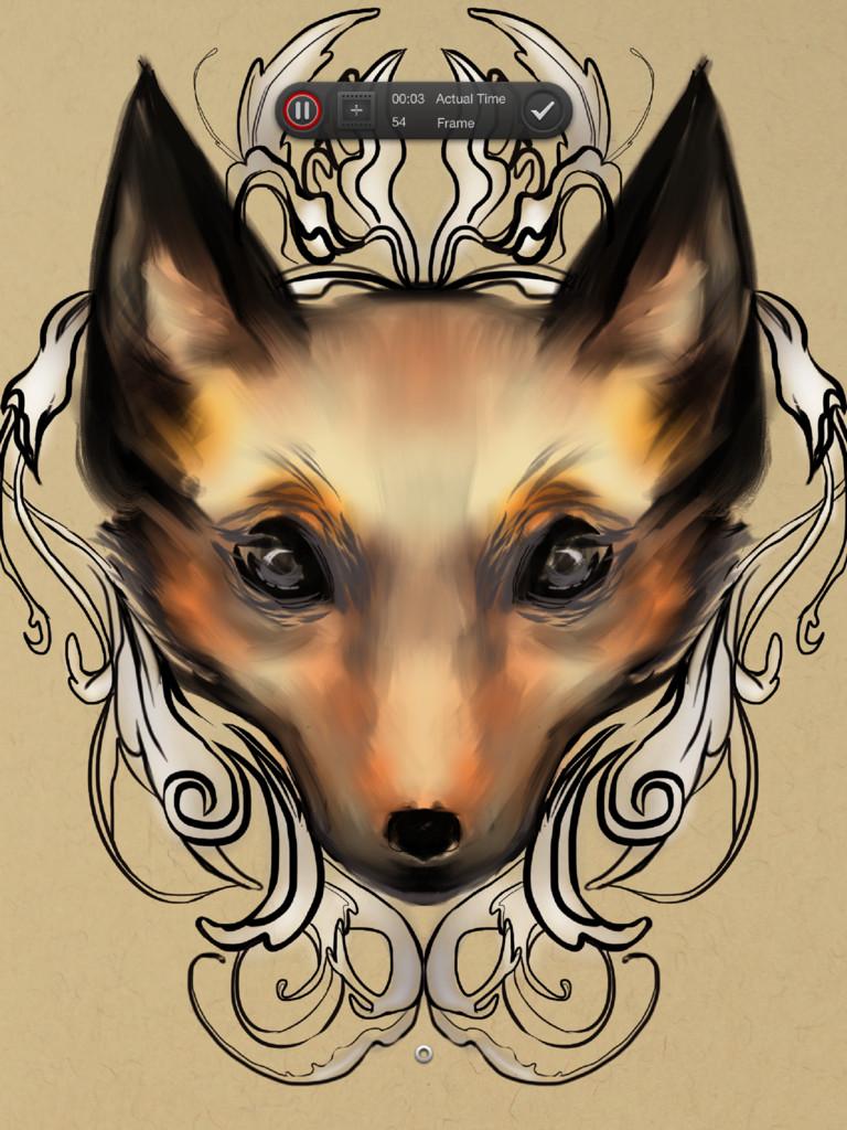 SketchBook Pro for iPad-3