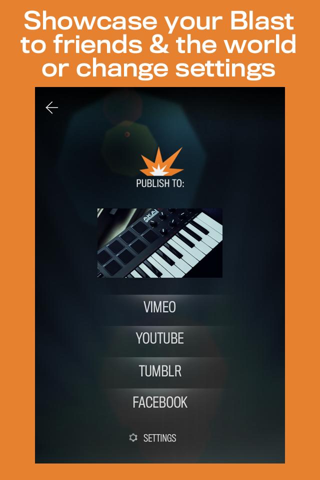 FrameBlast App - 5