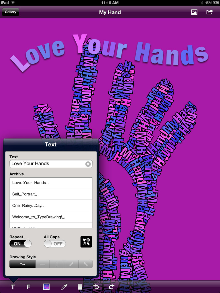 TypeDrawing for iPad V3.0-2